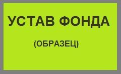 Устав Фонда Образец 2016 Минюст - фото 8